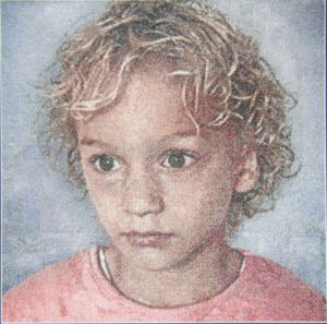 Portret Jongentje