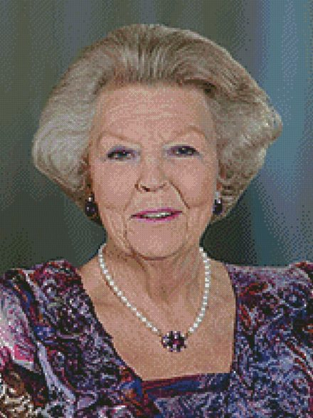 Prinses Beatrix patroon